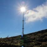 RTE transmitting station