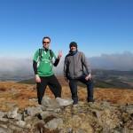 Mount Leinster Summit